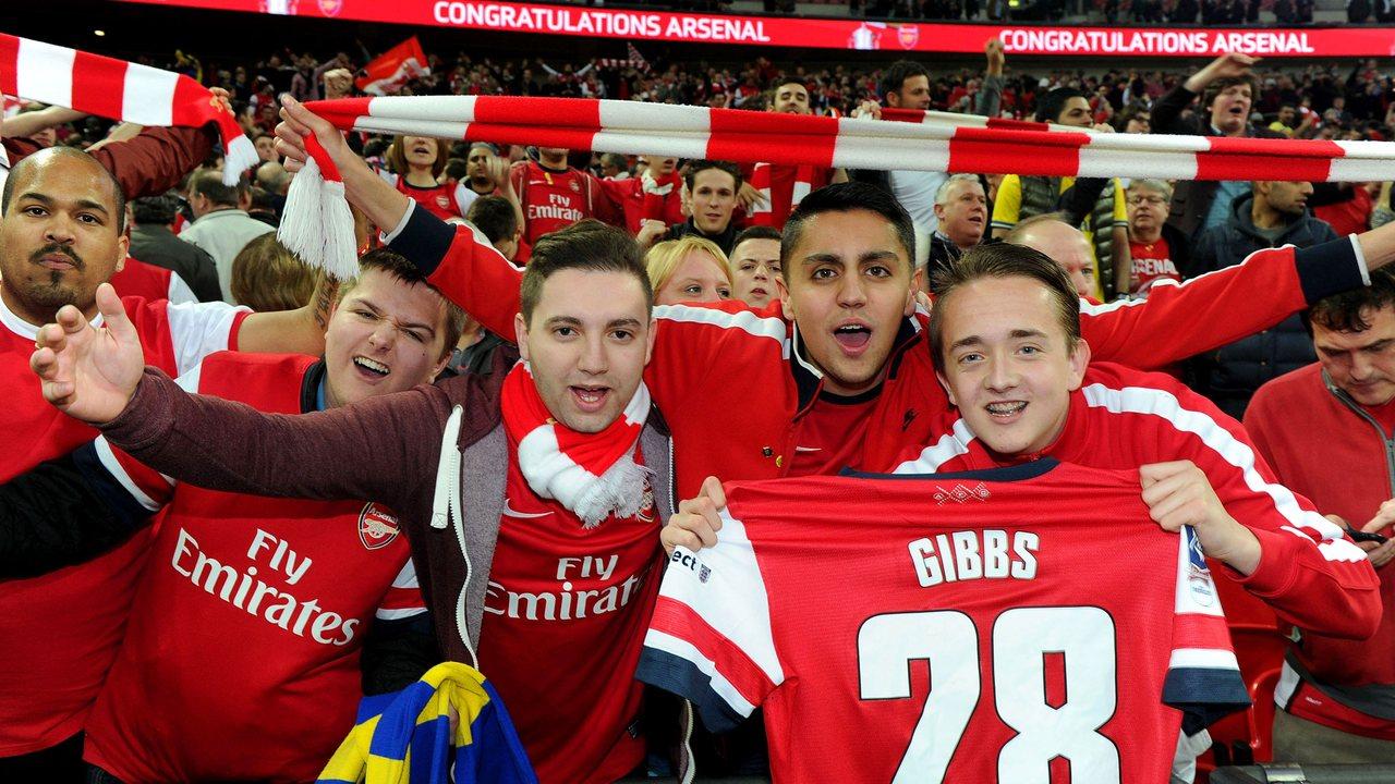 Можно ли болеть за Арсенал и Ноттингем Форест?
