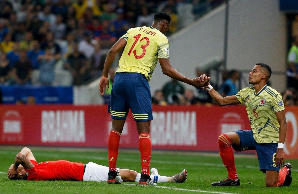 Колумбия ни разу не пропустила - и не прошла дальше 1/4 финала