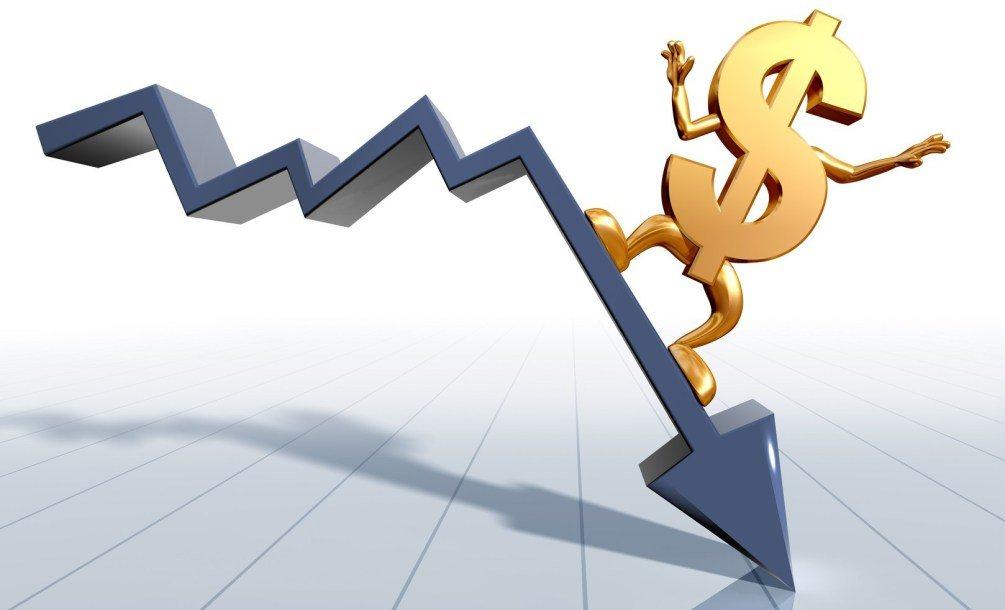 Обвал доллара США