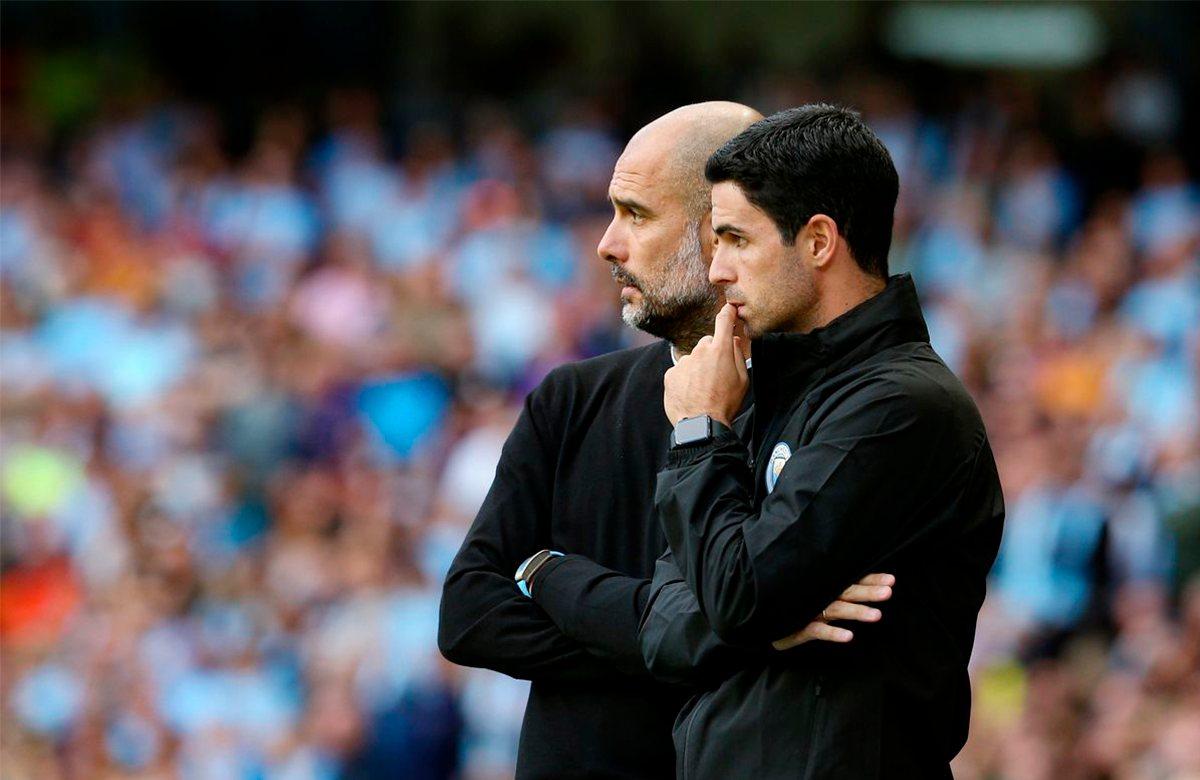 Гвардиола вывел прессинг в Манчестер Сити на новый уровень