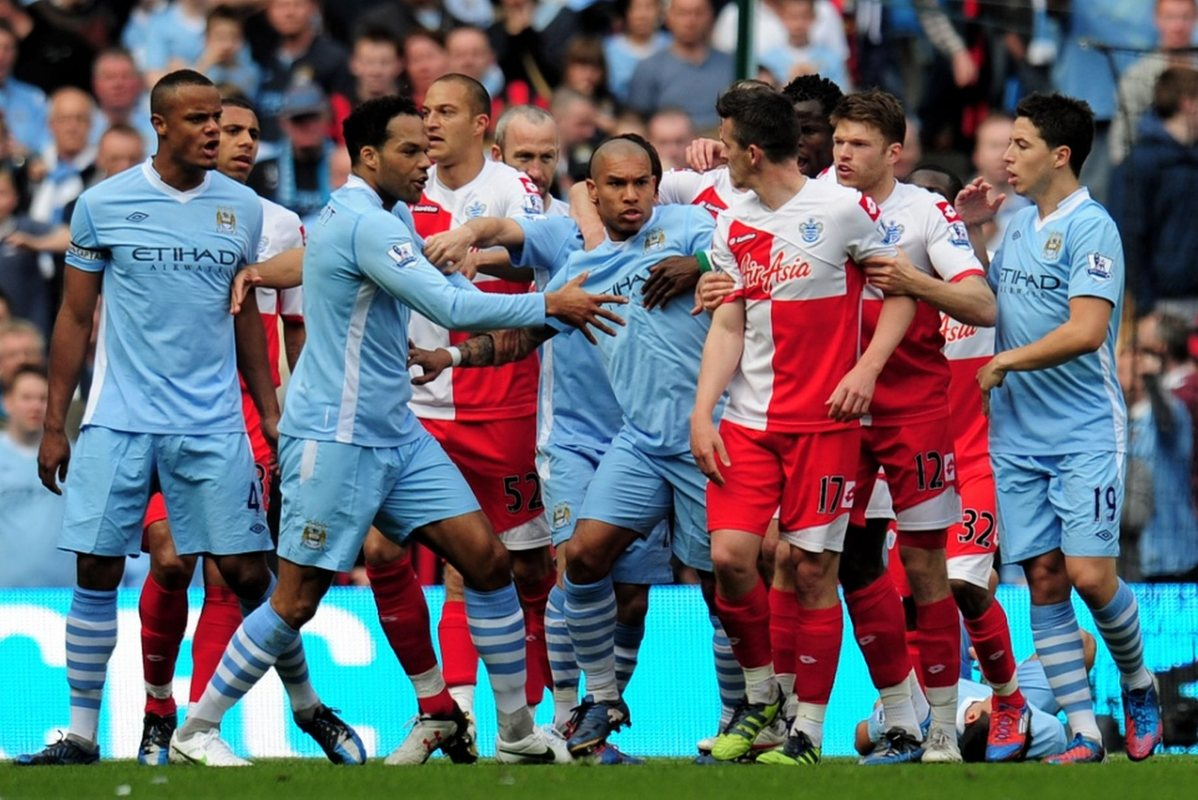 Манчестер Сити 3:2 КПР, сезон-2011/12
