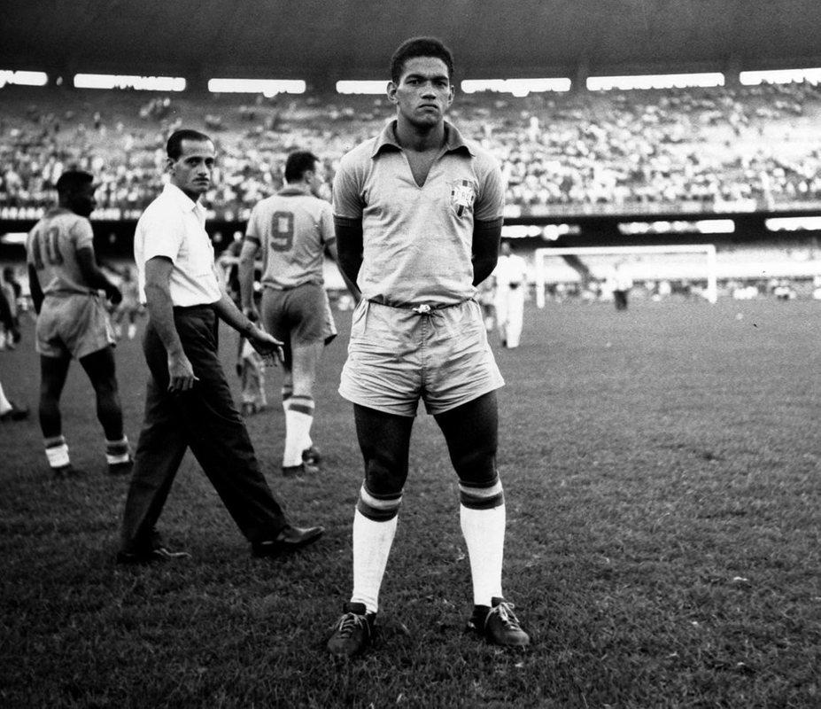 Гарринча - «Великий хромой» футбольного мира