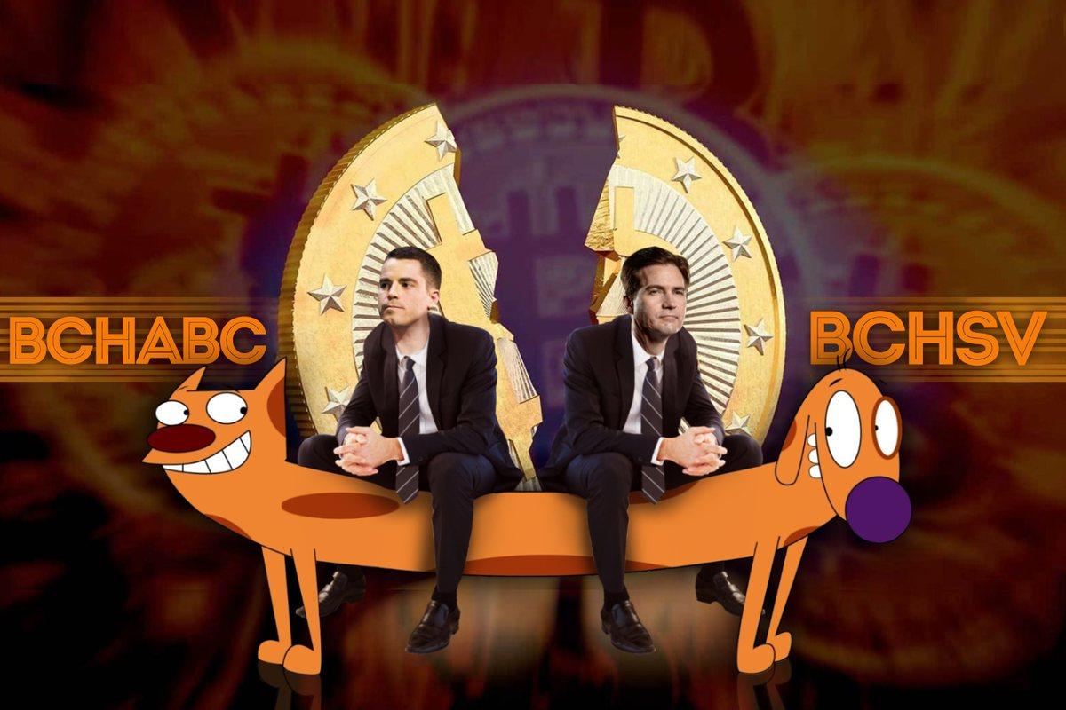 BCH vs BSV