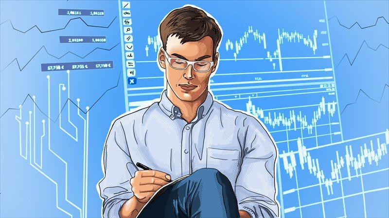 Торги на криптобиржах