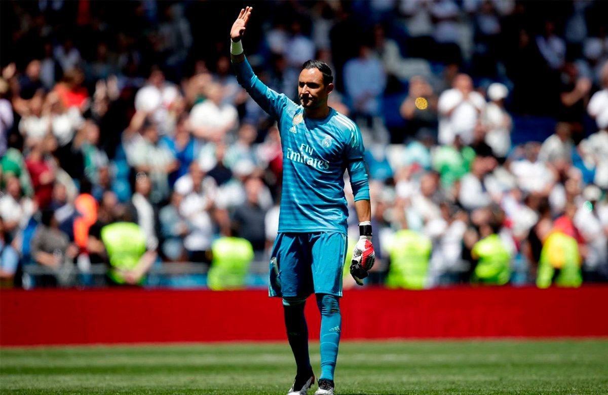 Навас покидает Реал