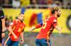 Рамос после гола Румынии  // Getty Images