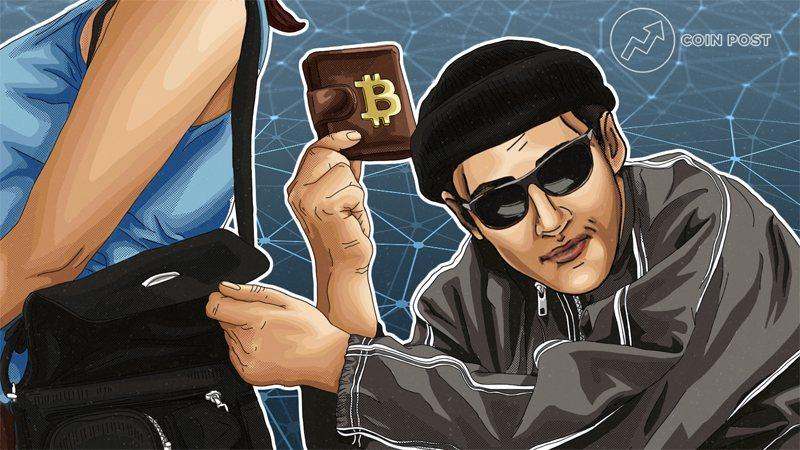 Мошенники на крипторынке