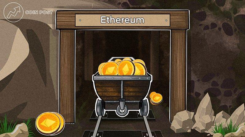 Совокупный доход Ethereum-майнеров увеличился на 60% в августе