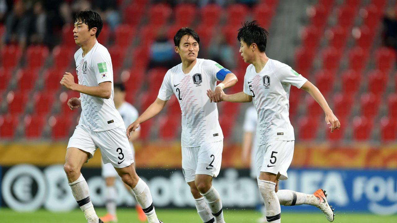 Южная Корея минимально обыграла ЮАР