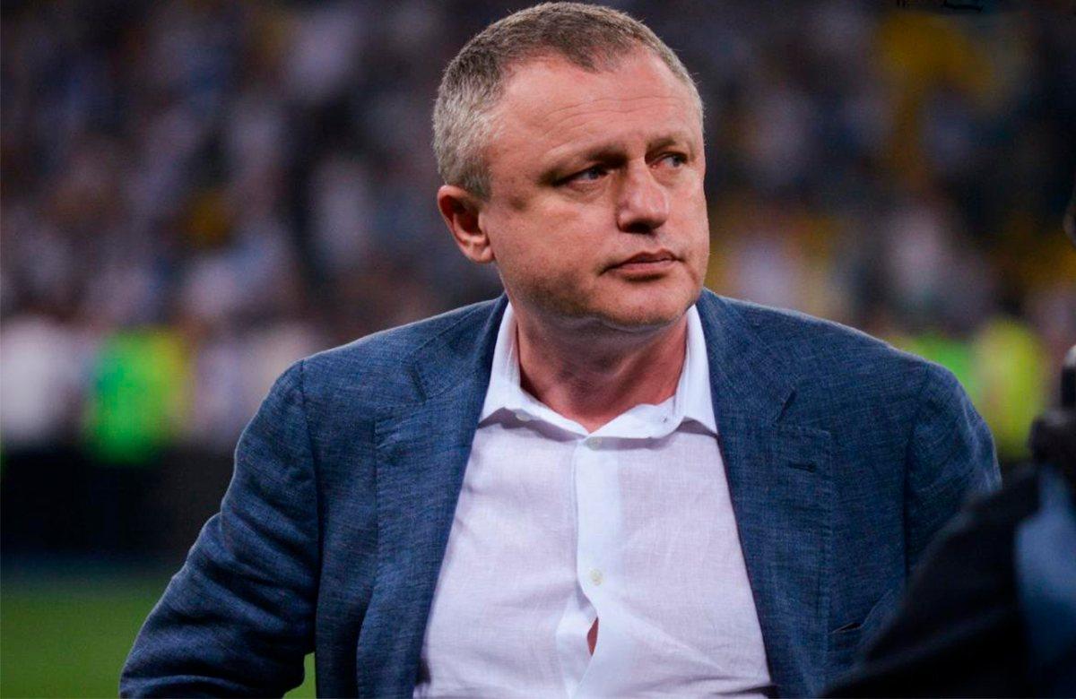 Игорь Суркис замешан в деле с растратами денег от УЕФА