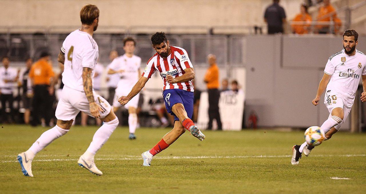 Диего Коста разнес Реал