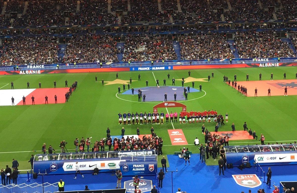 Во Франции перепутали Албанию с Андоррой