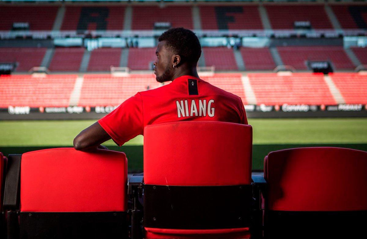 Мбайе Ньянг сыграет в Лиге Европы
