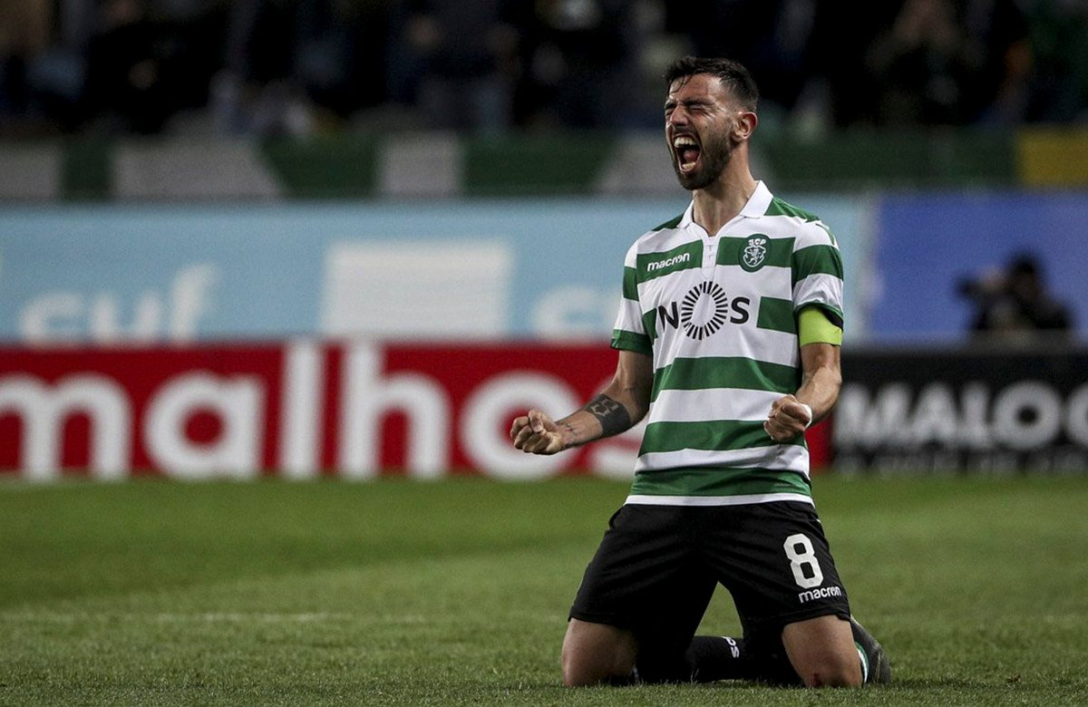 Бруну Фернандеш, Спортинг Лиссабон