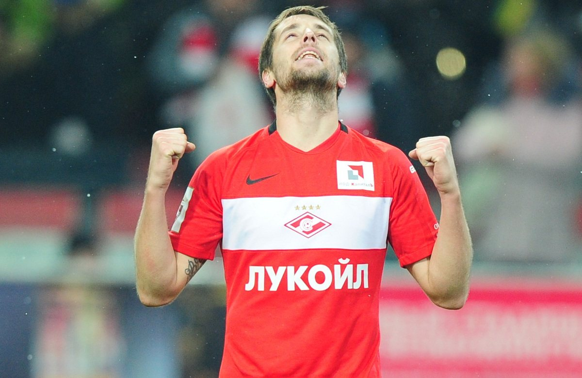 Комбаров после Спартака быстро нашел себе новый клуб