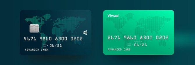 Платежная карта Advanced Cash