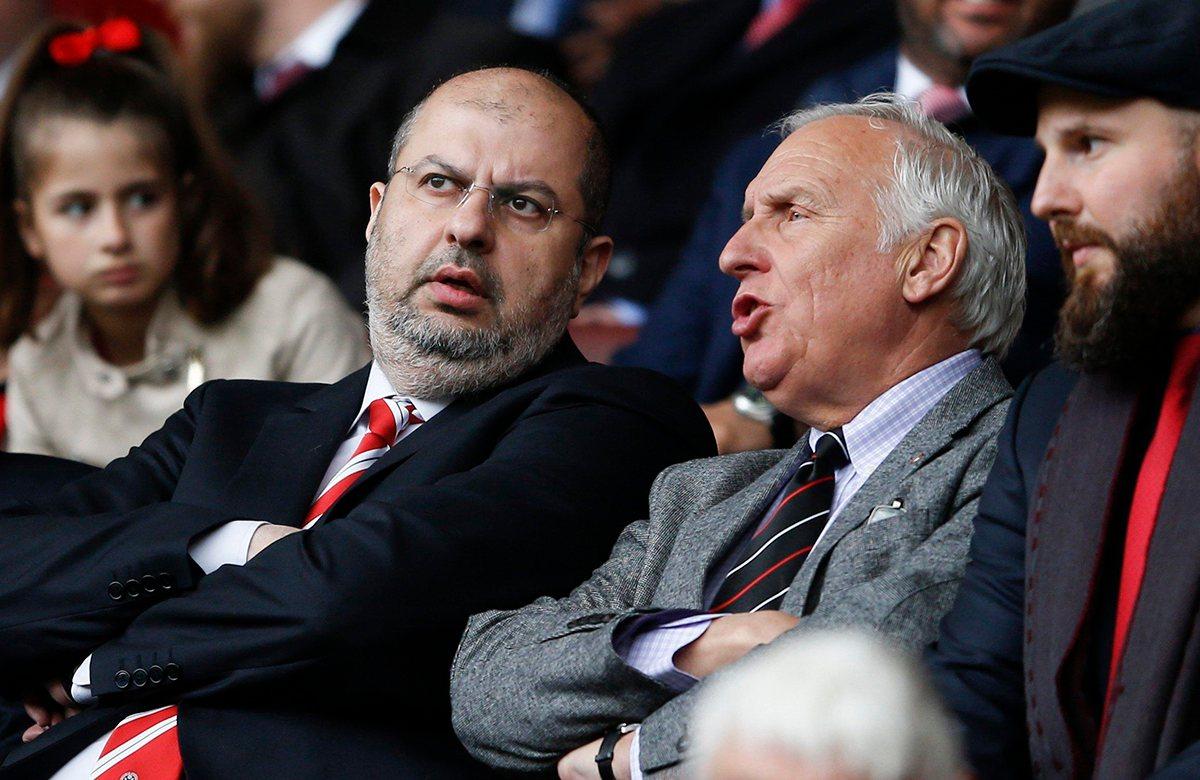 Совладельцы Шеффилд Юнайтед не могут поделить клуб