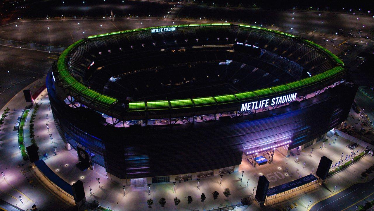 Metlife Stadium, Нью-Йорк