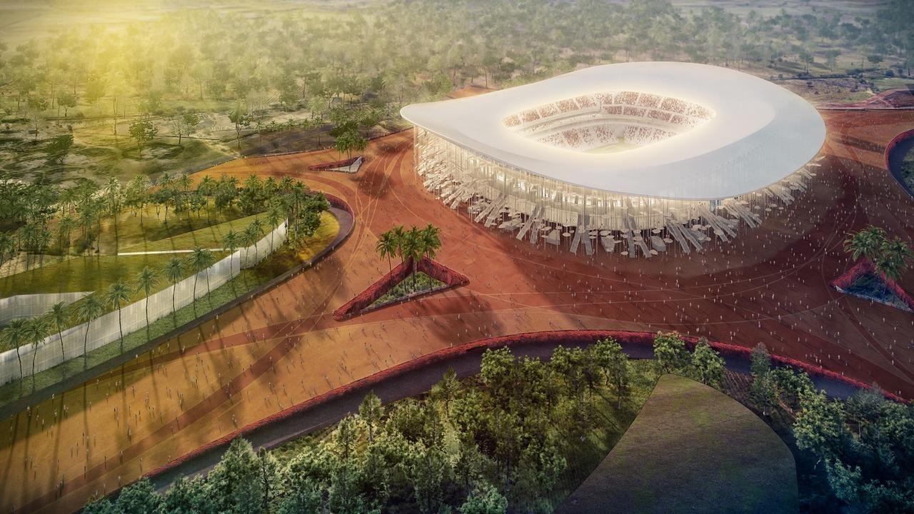 Стадион в Касабланке