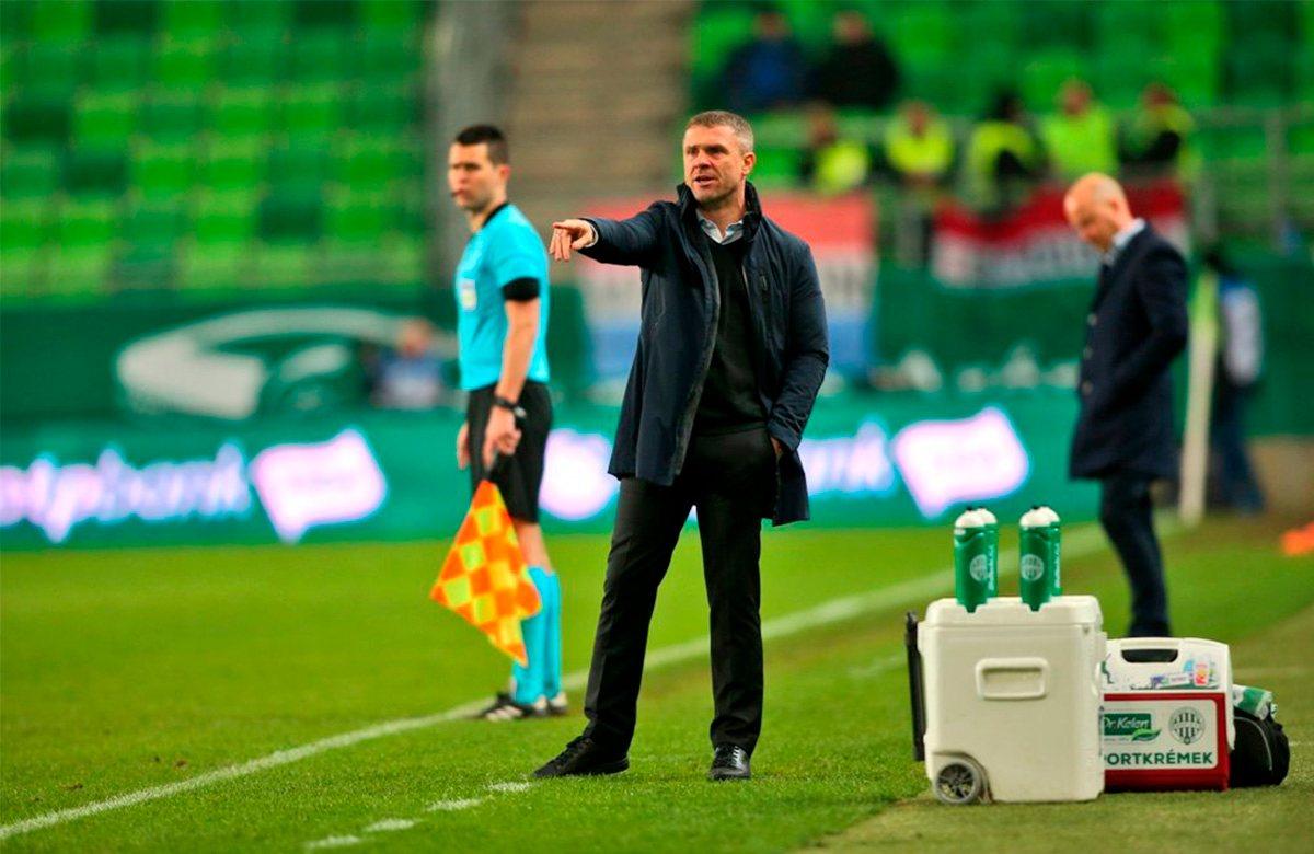 Команда Сергея Реброва побеждает в Лиге чемпионов