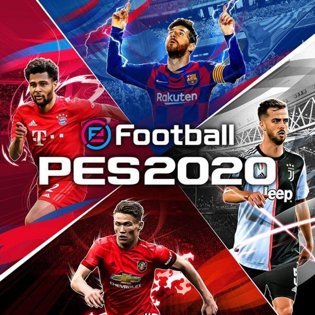 Обложка PES 20