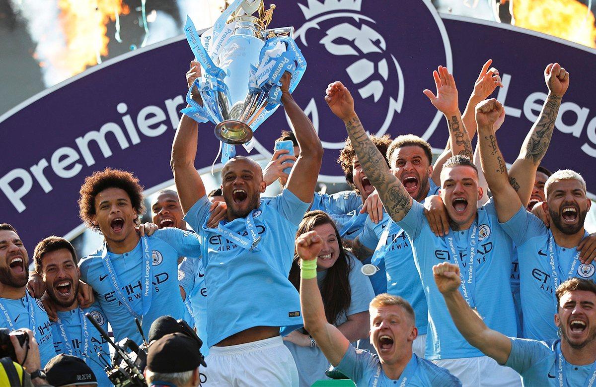 Манчестер Сити грозит дисквалификация из ЛЧ