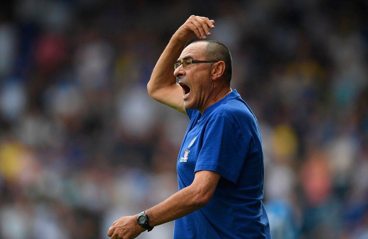 Маурицио  Сарри будет уволен из Челси