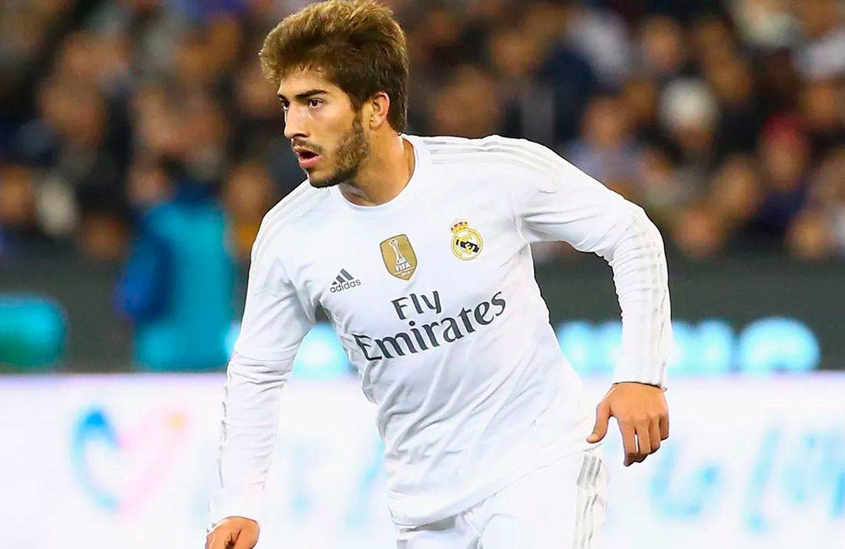 Лукас Силва больше не игрок Реала