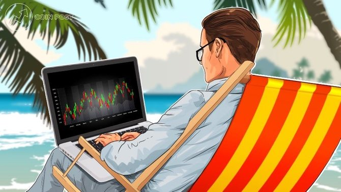 Трейдеры на рынке криптовалют