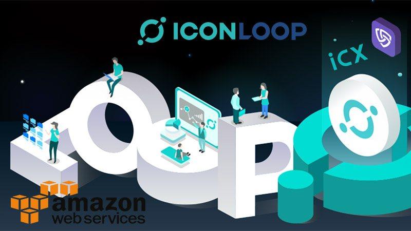 Сотрудничество ICONLOOP и Amazon Web Services