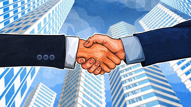 Сотрудничество в блокчейн-отрасли