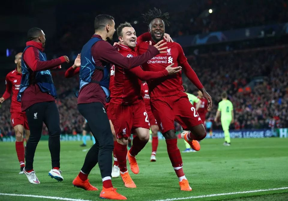 Ориги удивил в матче с Барселоной