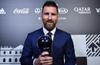 Месси признан лучшим игроком года  // twitter.com/FIFAcom