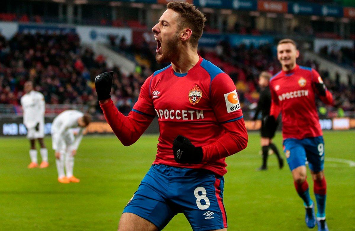Влашич стал игроком ЦСКА