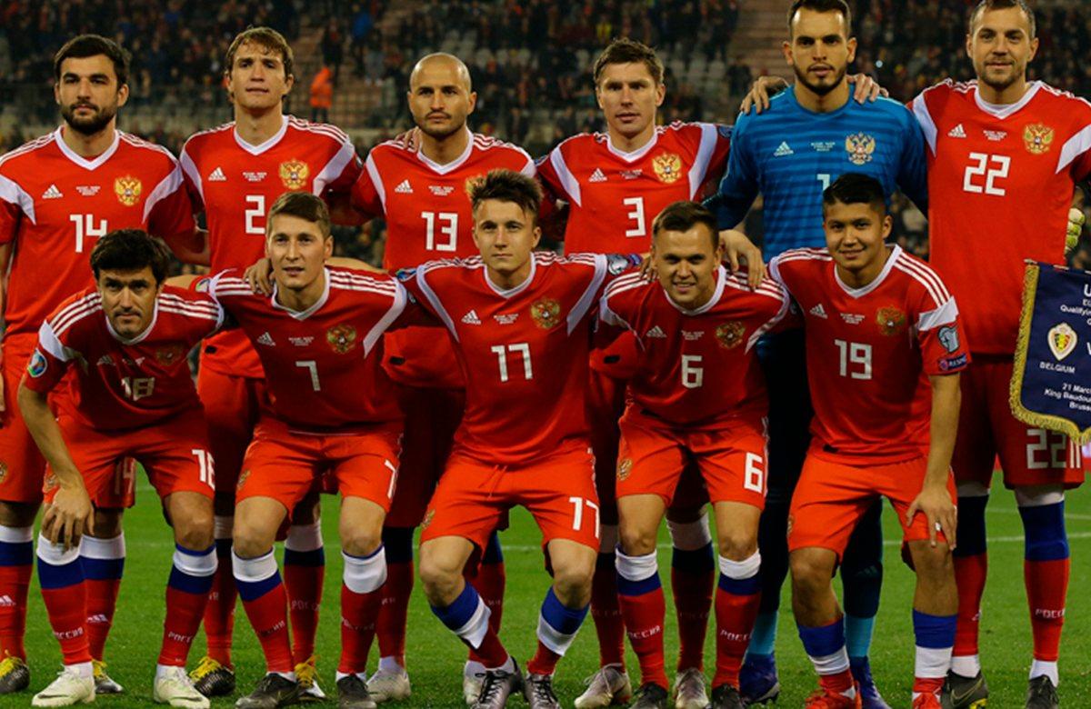 Сборная России готовится к Кипру и Сан-Марино