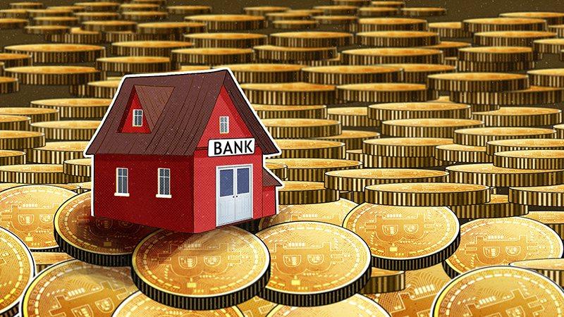 Банки и биткоин