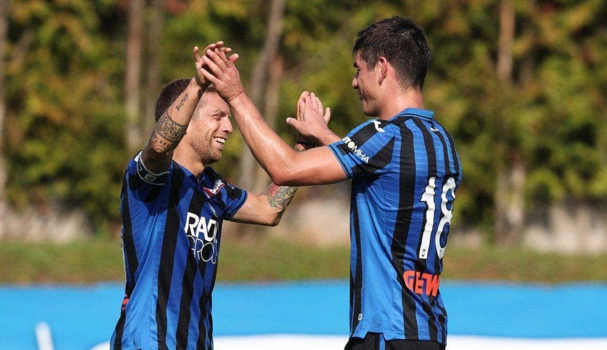 Руслан Малиновский (справа) будет удивлять Италию