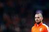 Уэсли Снейдер в составе сборной Голландии  // Getty Images