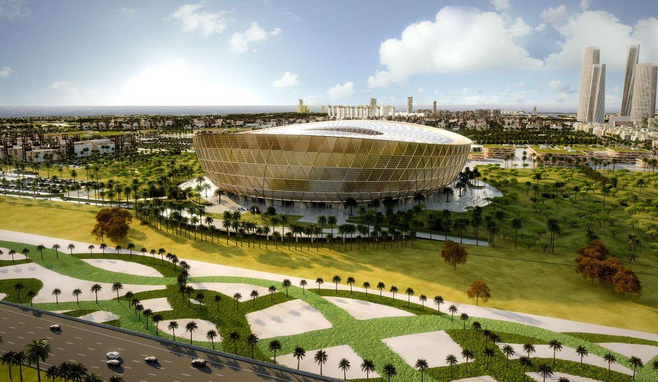 Lusail Iconic Stadium, Qatar