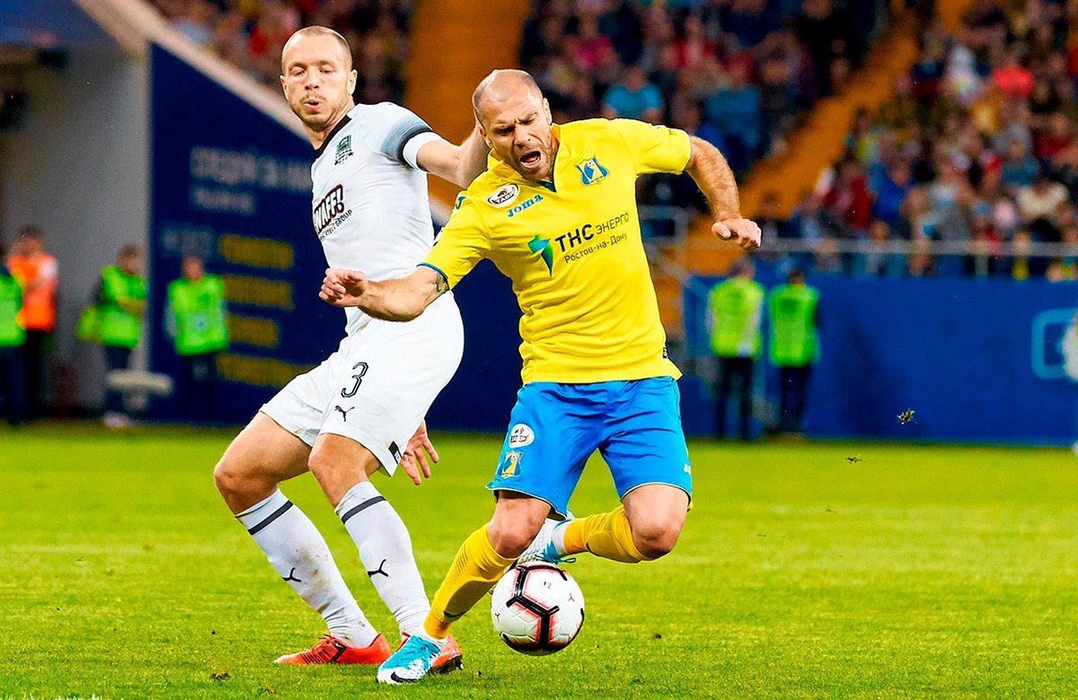 38-летний Тимофей Калачев покидает Ростов