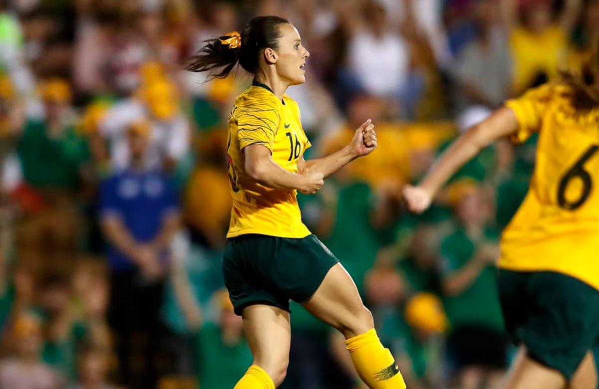 Хэйли Расо, сборная Австралии