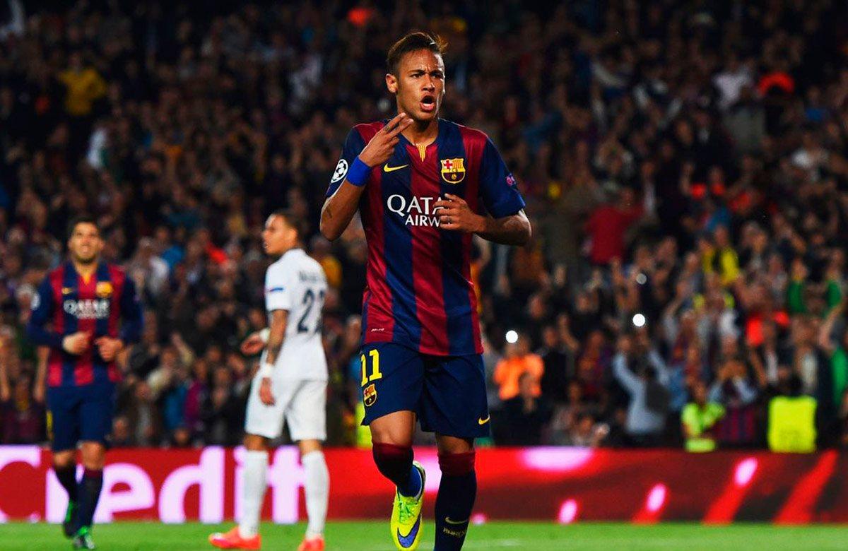 Неймар хочет вернуться в Барселону