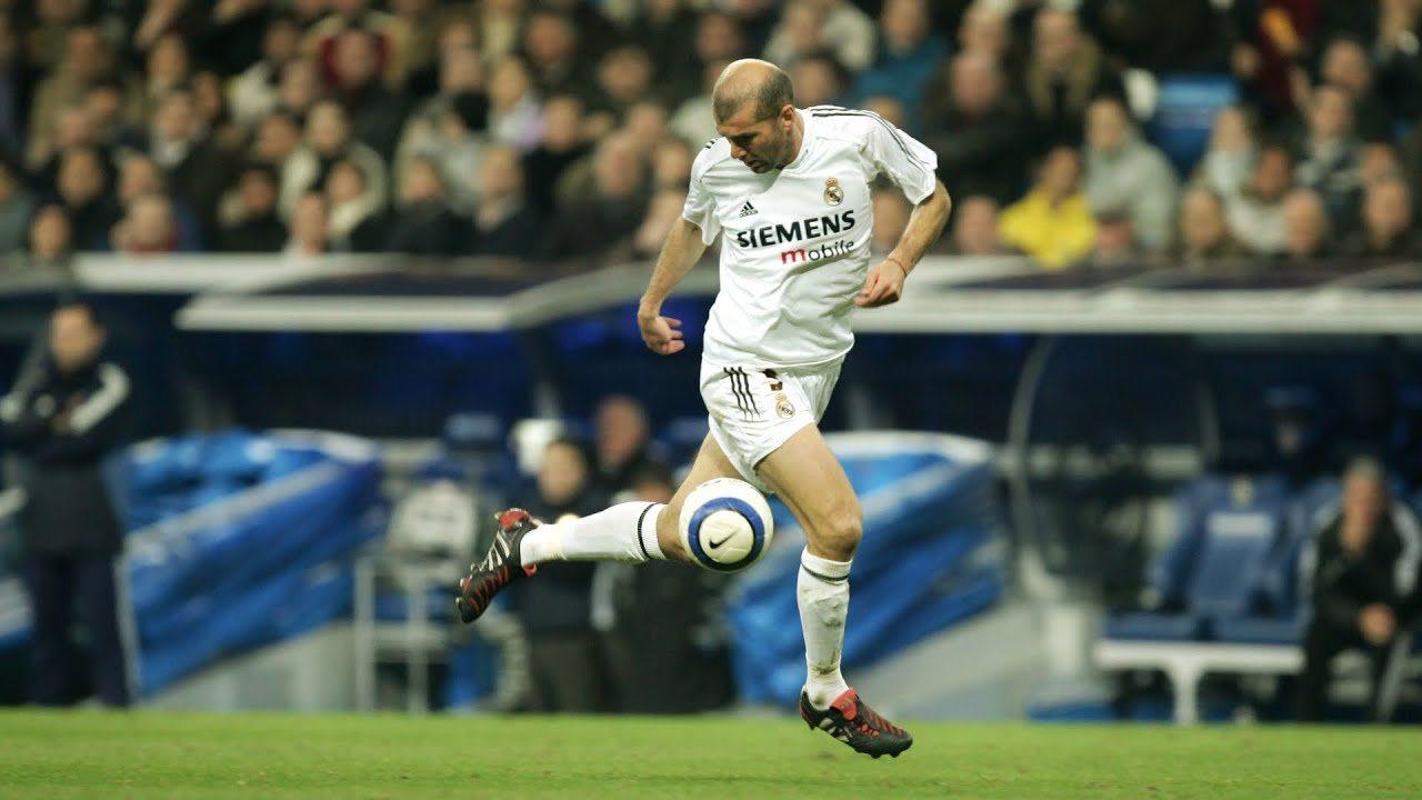 Трансфер Зидана в 2001 году держал рекорд целых 8 лет