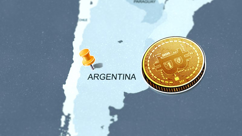 Аргентина — биткоин и песо