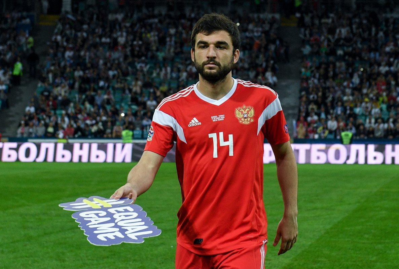 Георгий Джикия, Спартак
