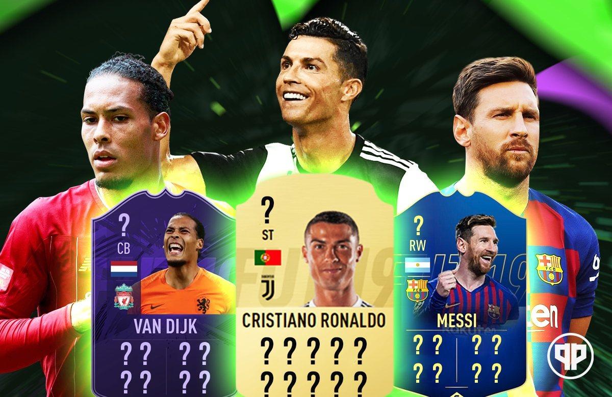 Тест, FIFA 19
