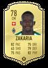 Закария в FIFA 20  // https://www.fifarosters.com