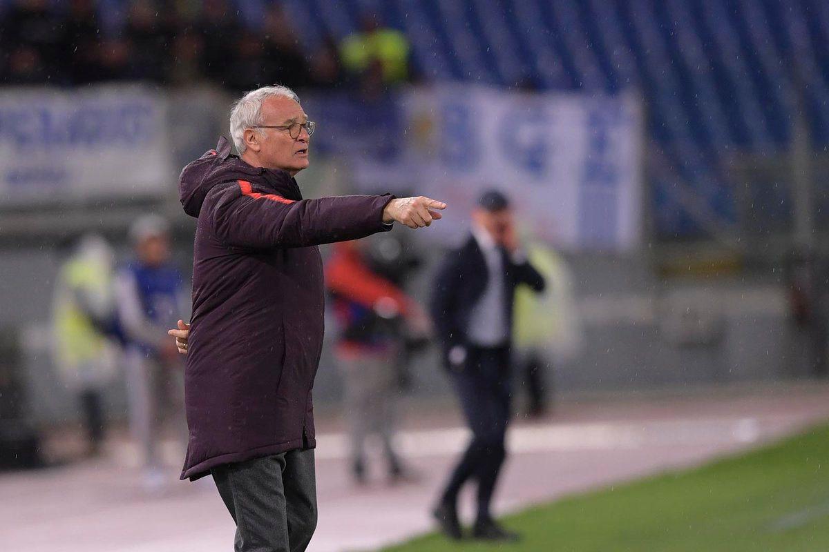 Клаудио Раньери, Рома