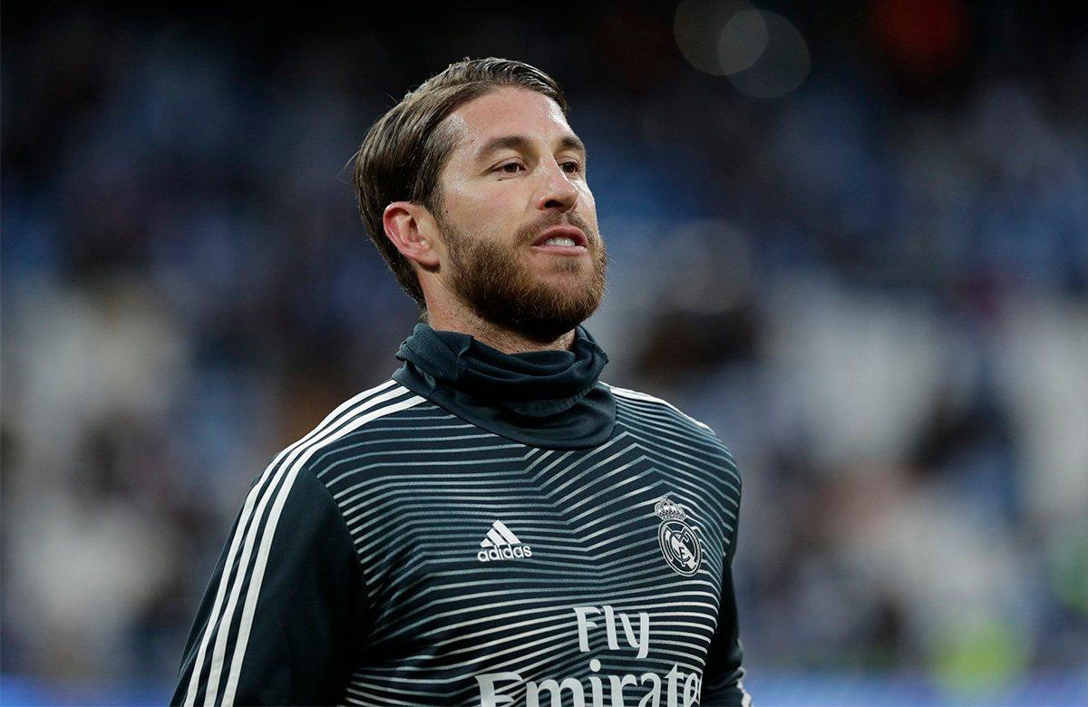 Серхио Рамос решил не покидать Реал