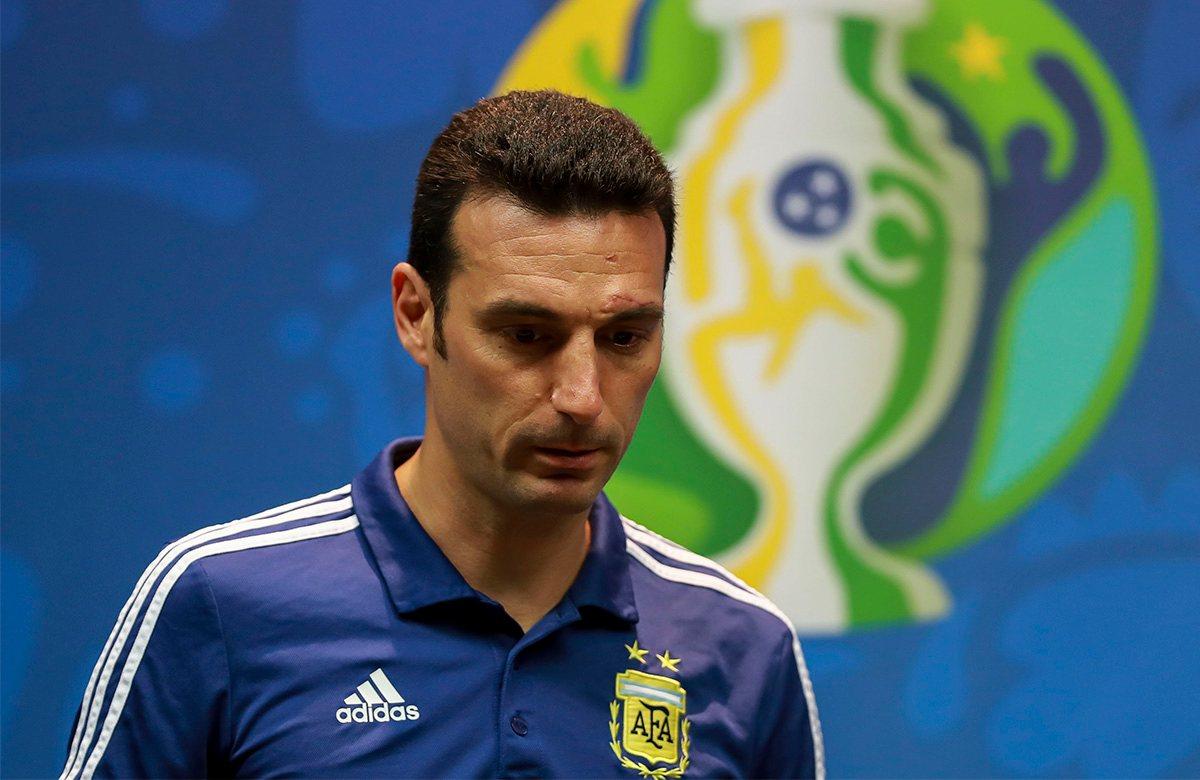 Скалони продлит контракт со сборной Аргентины